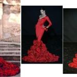 Todos con La Roja… y mis flamencas también.