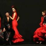 Flamenca. Flamenco.