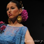 Cañavate en #MBPasarelaJerez: 'Flamenca'