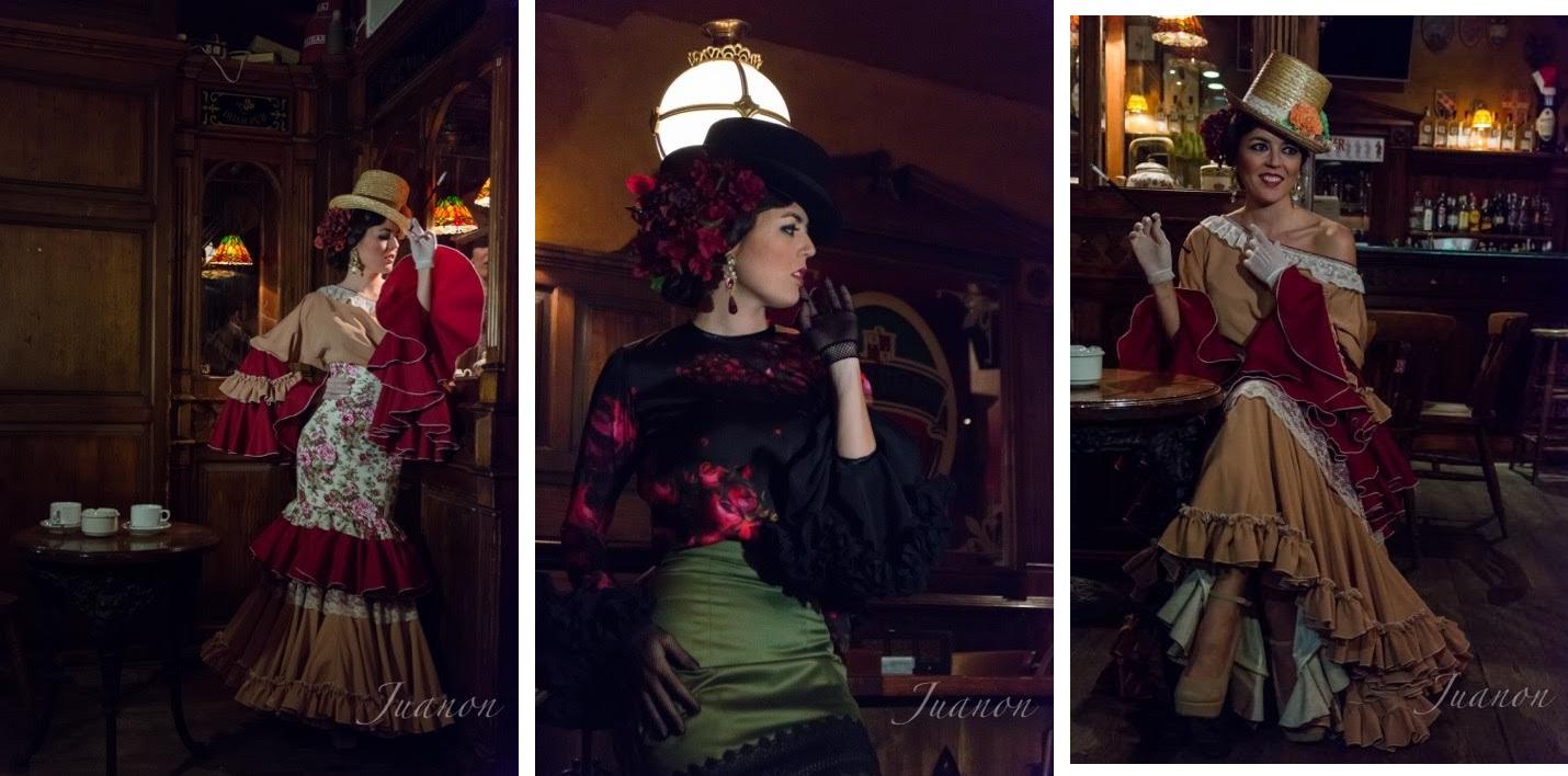 Camacho Rios we love flamenco 2015 entre cirios y volantes