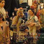Detalles que marcan la diferencia en un traje de flamenca.