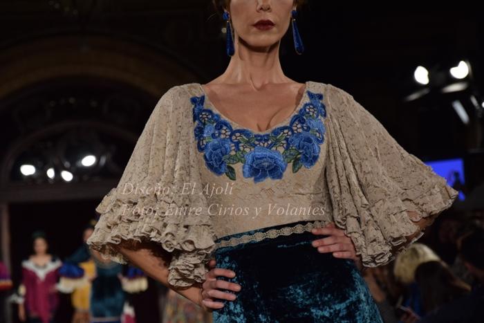 el ajoli trajes de flamenca 2016 11