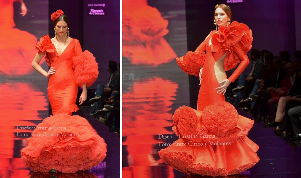 cristina garcia simof 2016 trajes de flamenca 2
