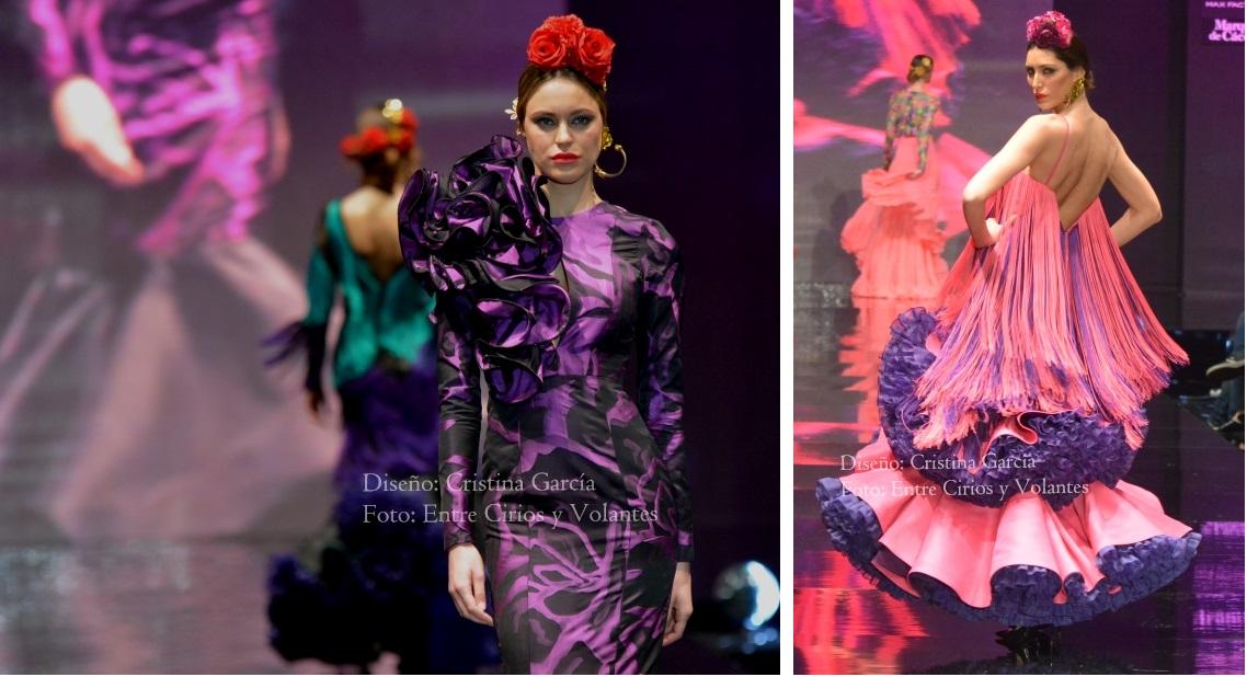 cristina garcia simof 2016 trajes de flamenca 5