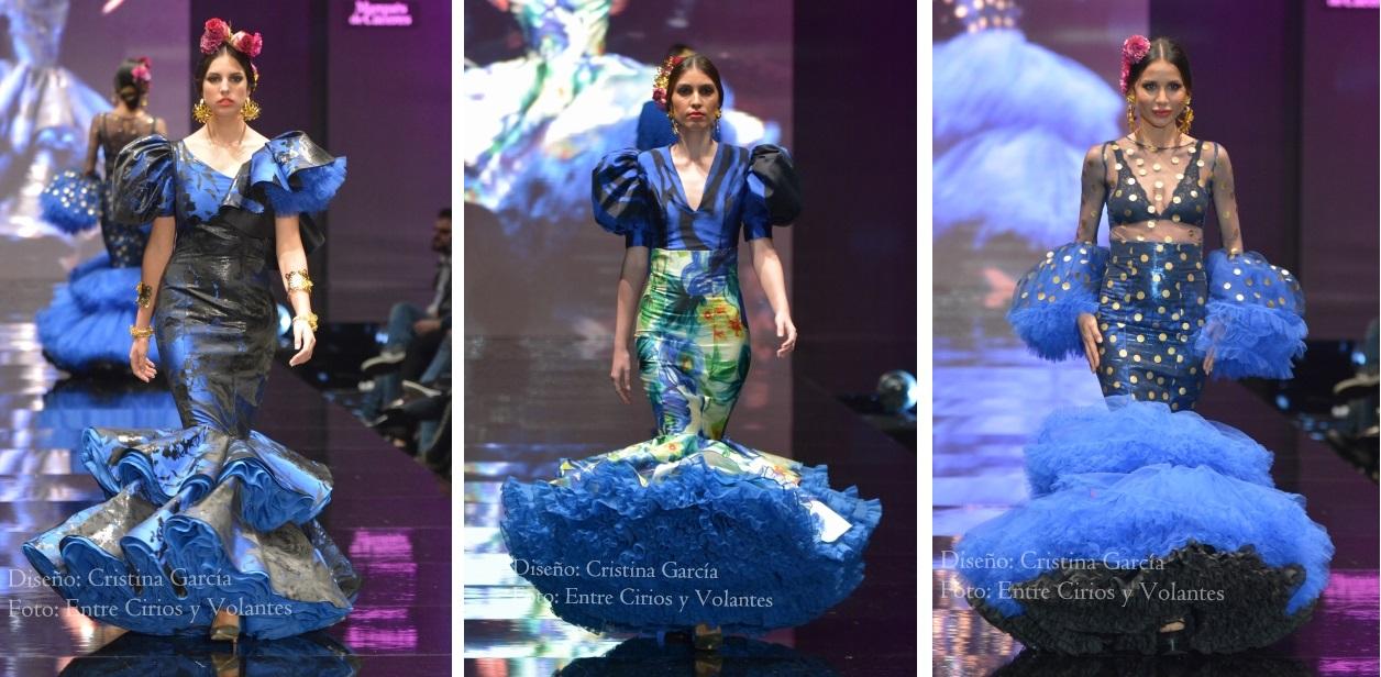 cristina garcia simof 2016 trajes de flamenca