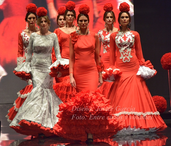 simof 2016 javier garcia trajes de flamenca 9