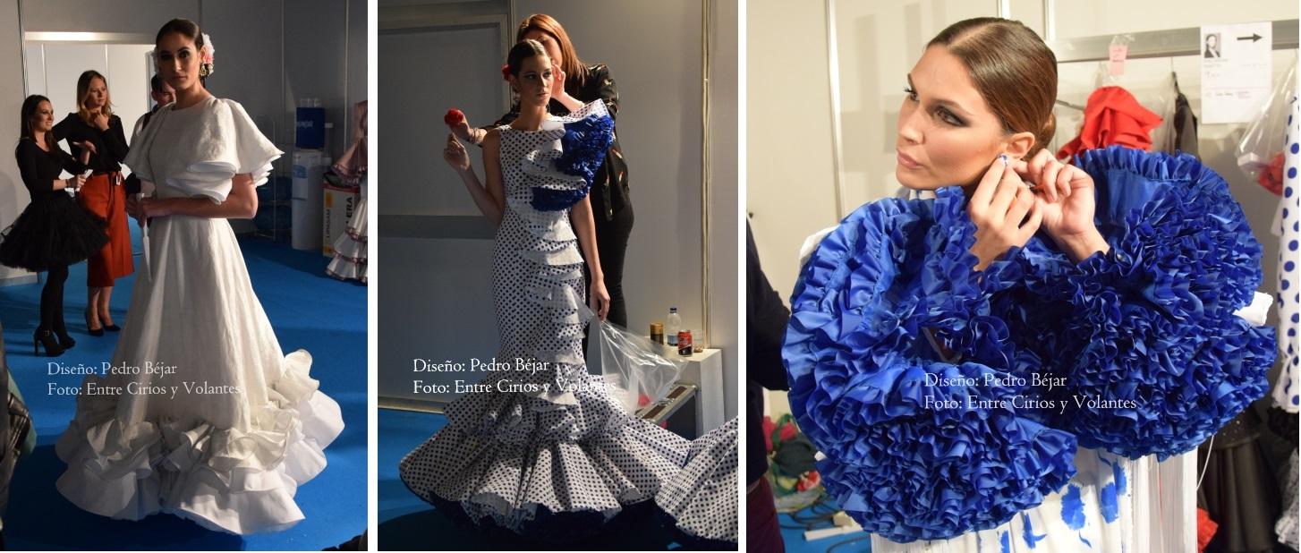trajes de flamenca pedro bejar simof 2016