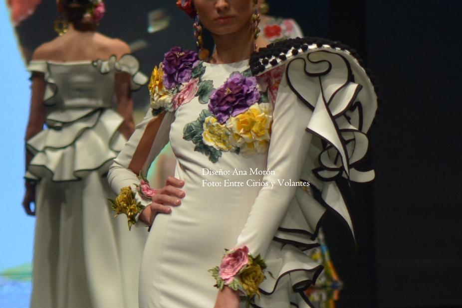 Ana moron trajes de flamenca simof 2016 3