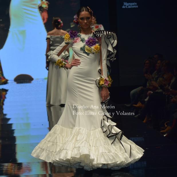 Ana moron trajes de flamenca simof 2016 4