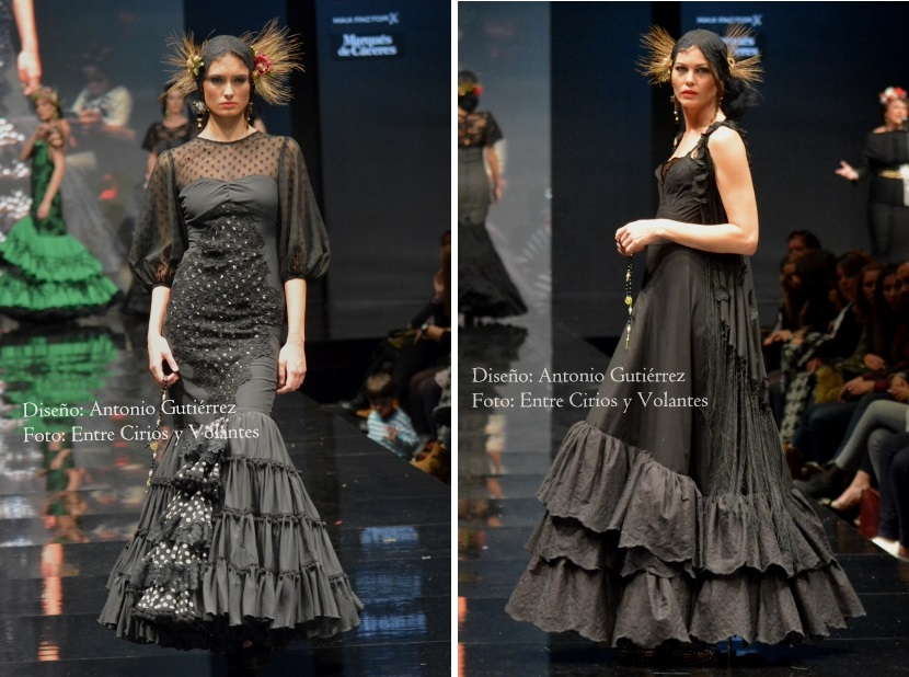 trajes de flamenca 2016 antonio gutierrez 2