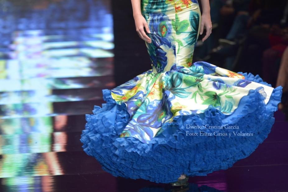 trajes de flamenca 2016 cristina garcia