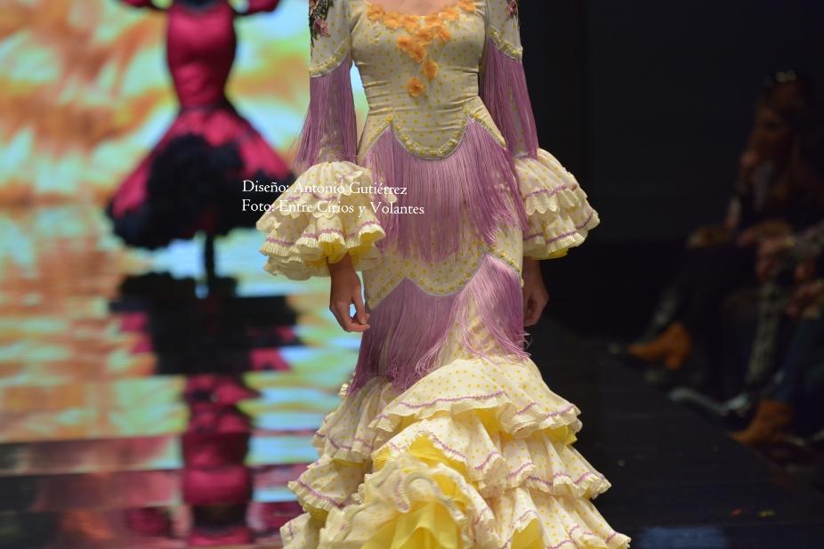 trajes de flamenca simof 2016
