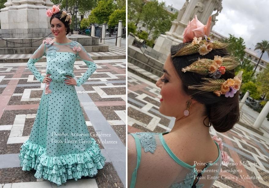 antonio gutierrez trajes de flamenca 2016