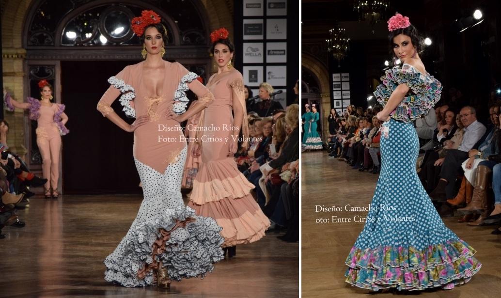 camacho rios trajes de flamenca 2016