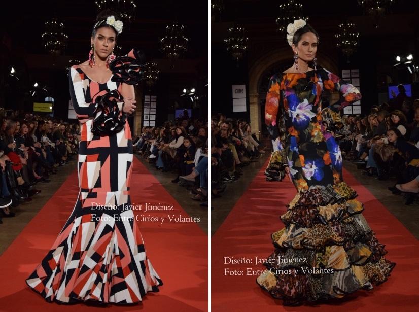 javier jimenez trajes de flamenca 2016