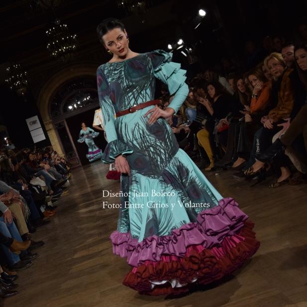 juan boleco trajes de flamenca 2016 para la feria de sevilla