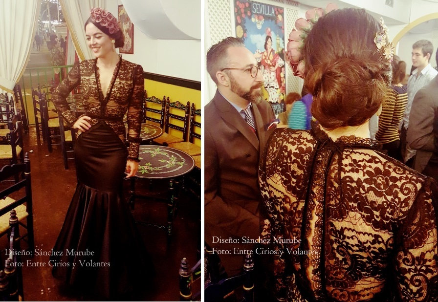 sanchez murube 2016 trajes de flamenca
