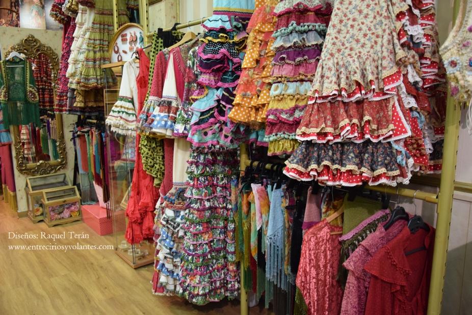 raquel teran trajes de flamenca (2)