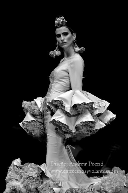 trajes de flamenca simof 2014 entre cirios y volantes (13)