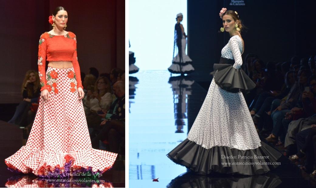 faldas de flamenca con vuelo 2016 (2)