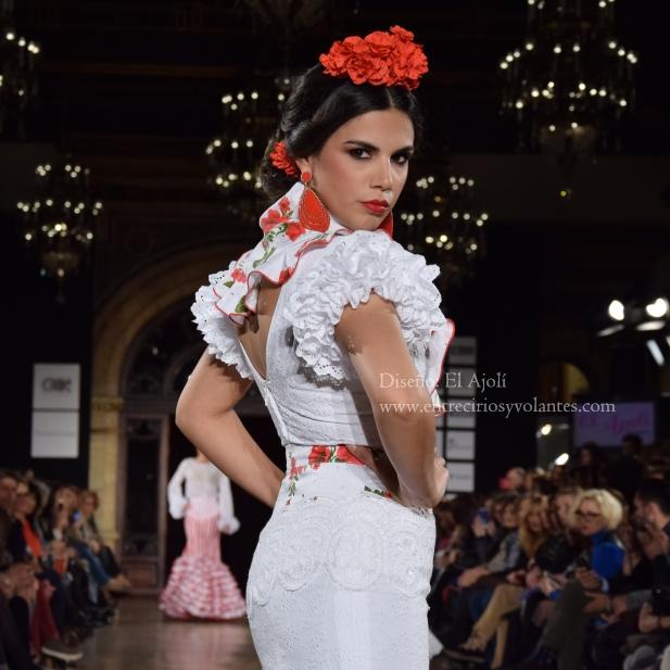 mangas de flamenca diferentes entre cirios y volantes (7)