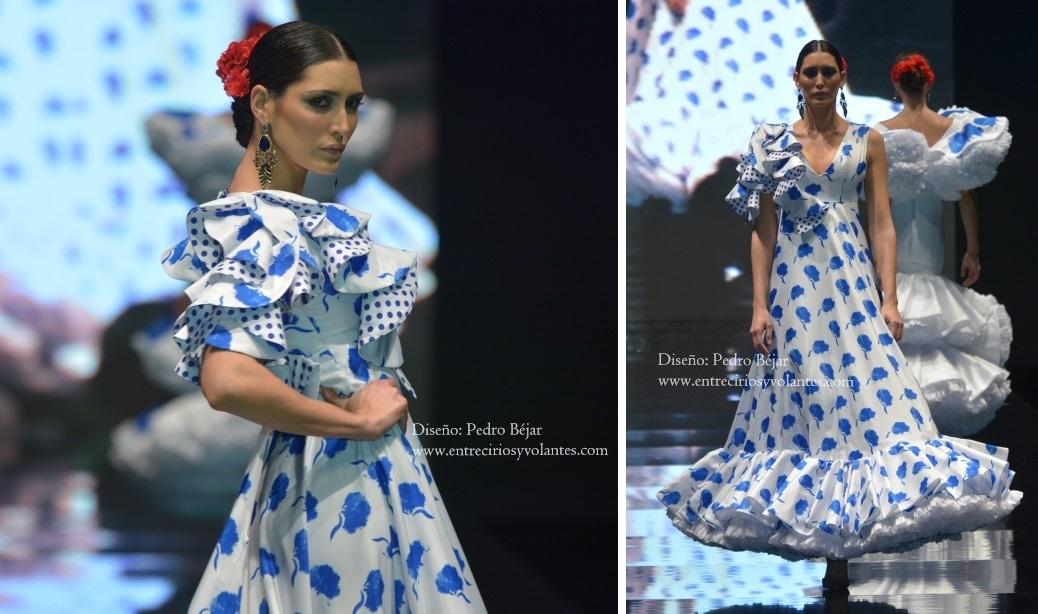 pedro bejar trajes de flamenca 2016