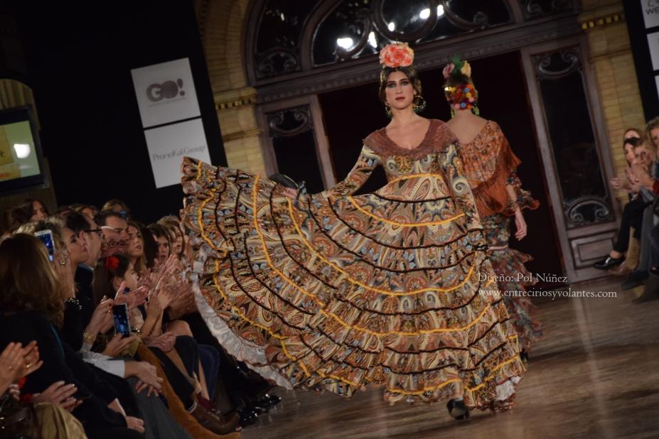 pol nuñez trajes de flamenca canaseros
