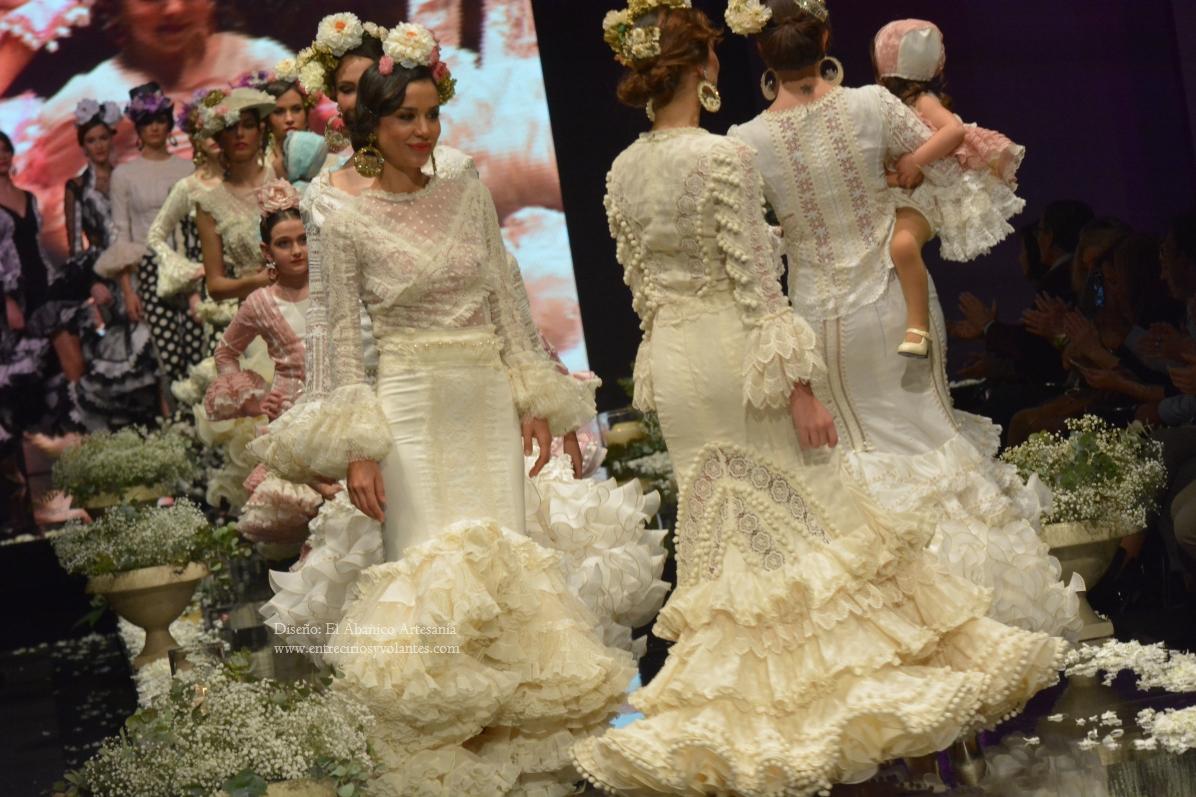el abanico artesania simof 2016 trajes de flamenca (2)
