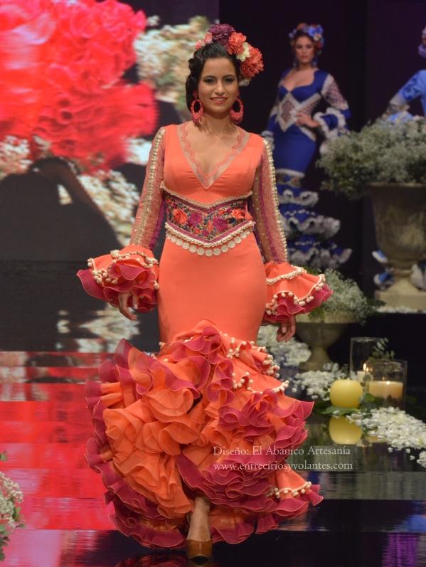 el abanico artesania simof 2016 trajes de flamenca (3)