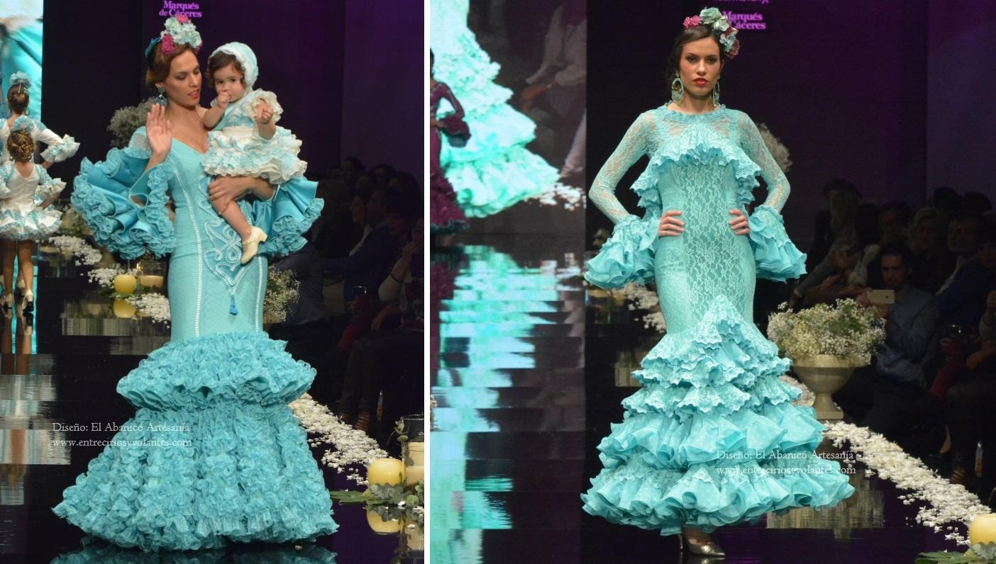 el abanico artesania simof 2016 trajes de flamenca (4)