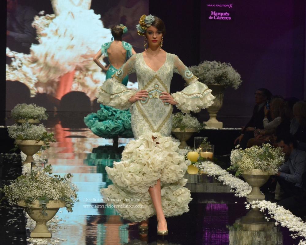 el abanico artesania simof 2016 trajes de flamenca (5)