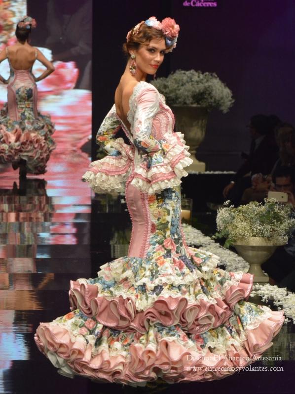 el abanico artesania simof 2016 trajes de flamenca (6)