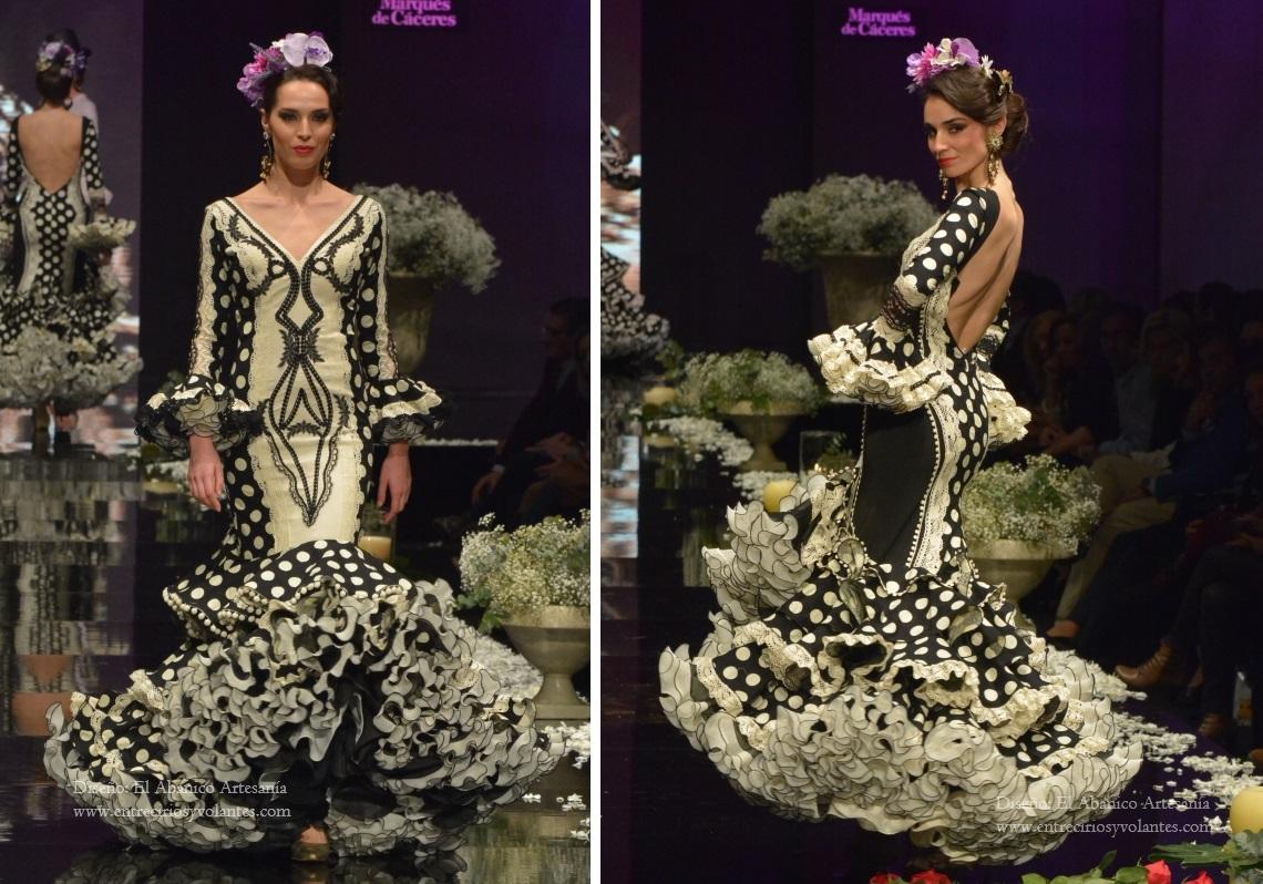 el abanico artesania simof 2016 trajes de flamenca (7)