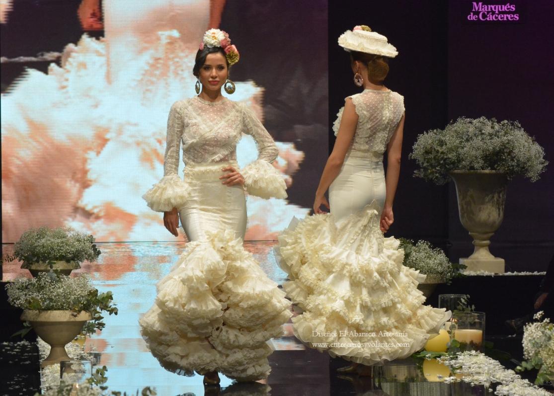 el abanico de velez trajes de flamenca simof 2016