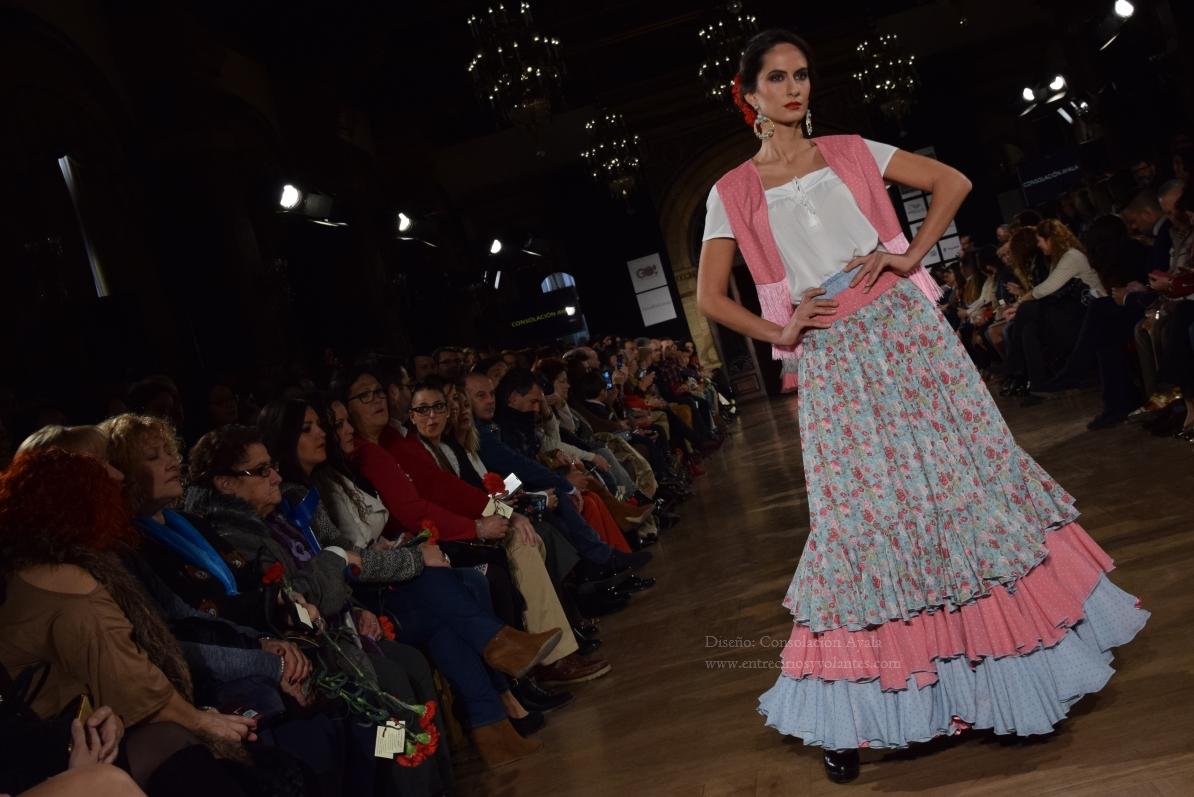 trajes de flamenca 2016 tendencias consolacion ayala (8)