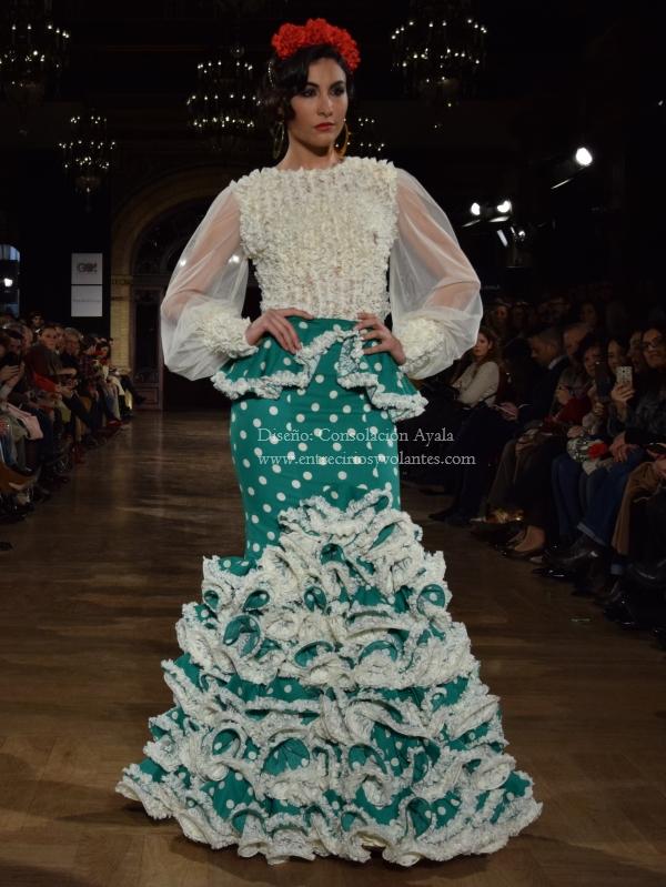 trajes de flamenca 2016 tendencias consolacion ayala (9)
