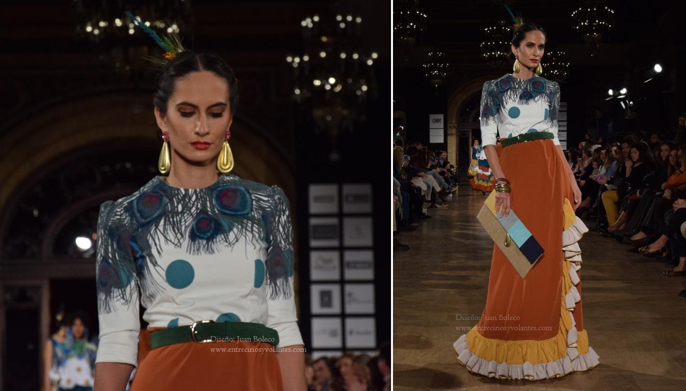 trajes de flamenca de lunares 2016 (1)
