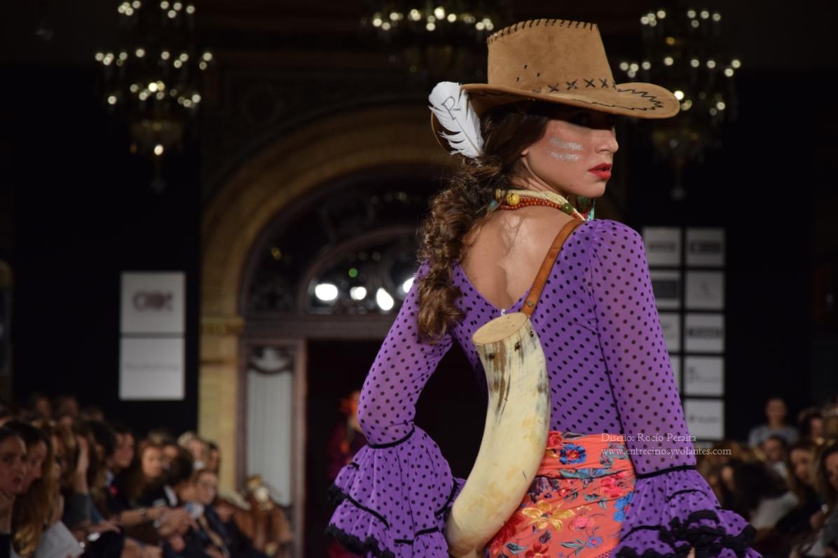 trajes de flamenca de lunares 2016 (3)