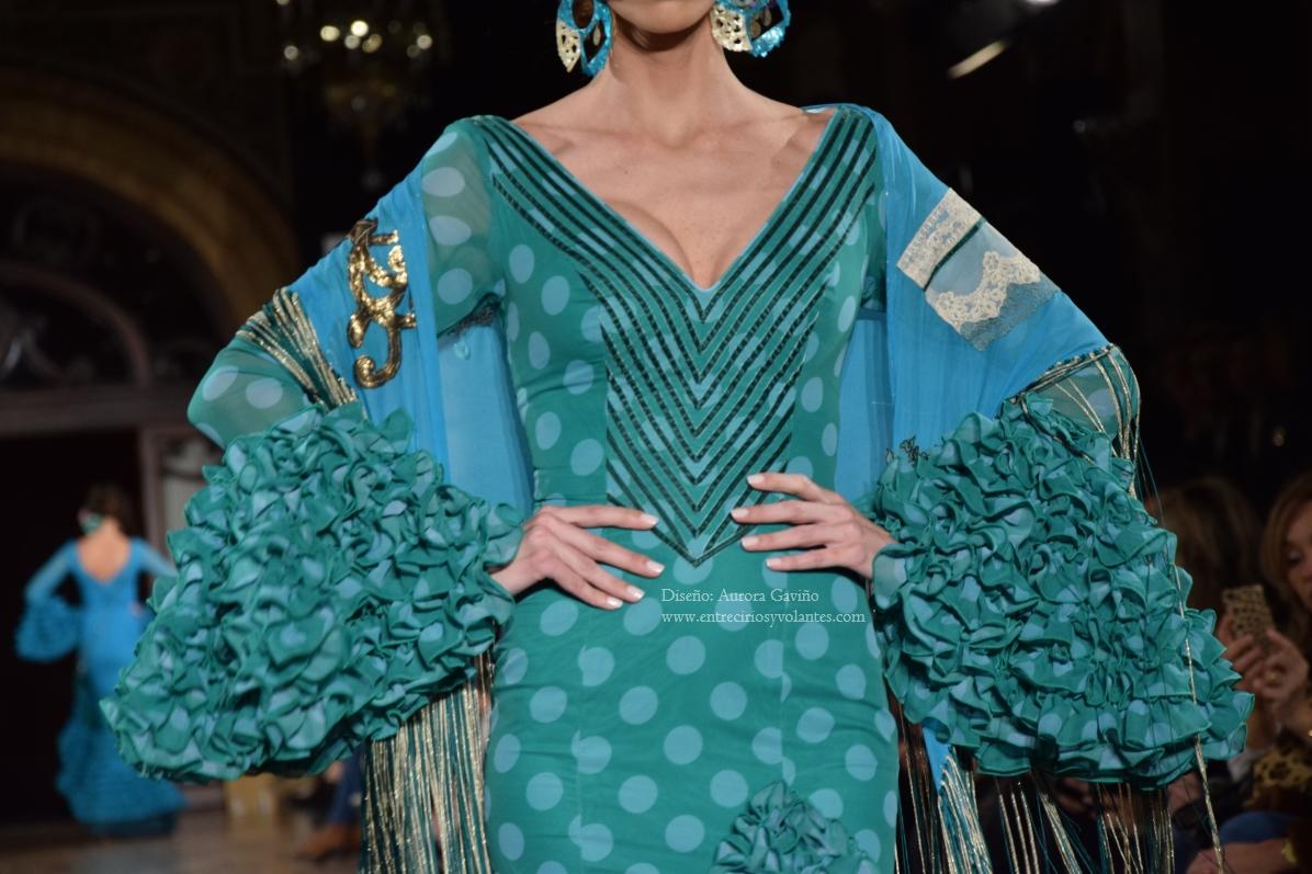 trajes de flamenca de lunares 2016 (9)