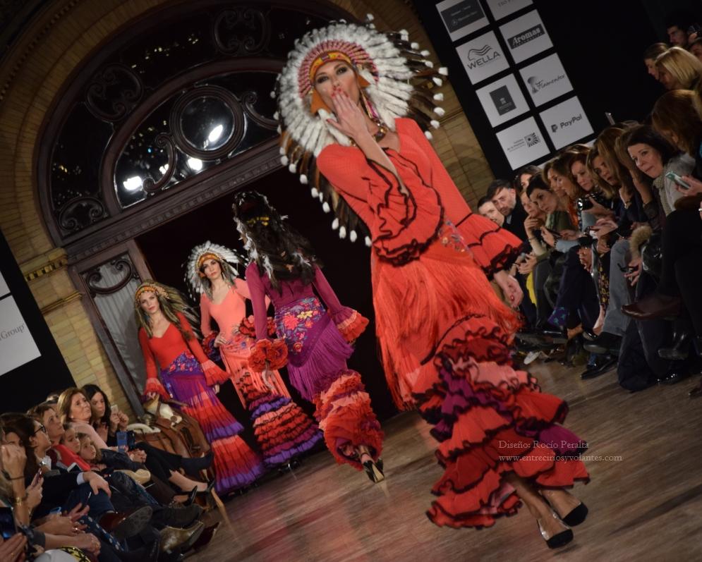 trajes de flamenca 2016 rocio peralta(6)