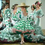 Lunares para la Feria de abril de 2017