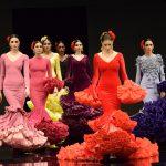 Tiempo de diseñar. Moda flamenca para 2018.