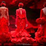 Tendencias flamenca 2018: 'Todo al rojo'