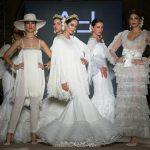 Tendencias flamencas 2019: 'En color blanco'